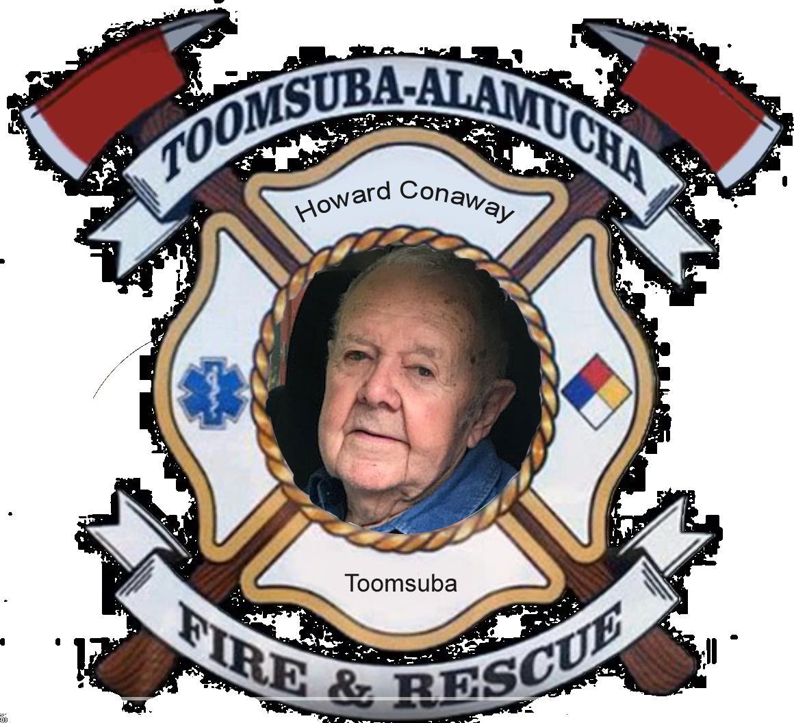 Howard Conaway; Toomsuba Firefighter